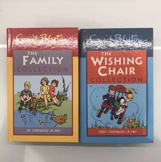 Enid Blyton Collection of Stories