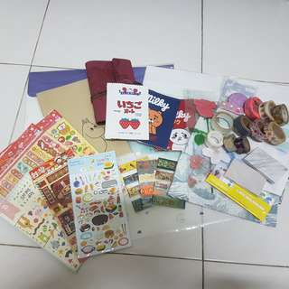 (BN) Stationary Bullet Grabbag Grab bag