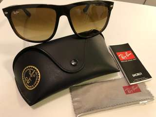 Rayban sunglasses - 100% authentic; model RB4147
