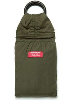 Authentic Mamaway  Baby Sling - Army Khaki (PLEASE MAKE READING A HABIT)
