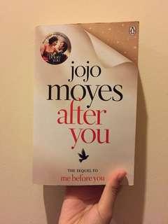 After You - Jojo Moyes (Bhs Inggris)