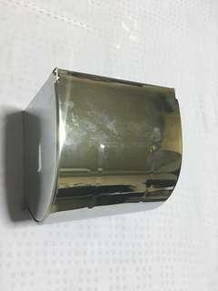 Toilet Paper Stainless Steel Holder