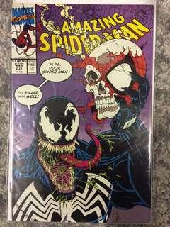 Amazing Spiderman #347