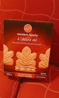 加拿大🇨🇦楓糖餅