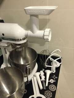 KitchenAid heavy duty mixer