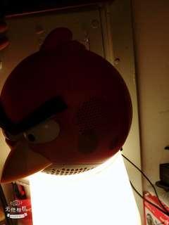 ANGRY BIRD憤怒鳥(重低音箱喇叭)