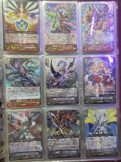 WTS Cardfight Vanguard Special Print (SP) Cards