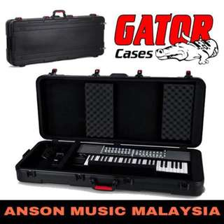 Gator 61-Note Keyboard Case W/ Wheels