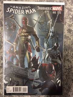 Amazing Spiderman #12 Vol 3