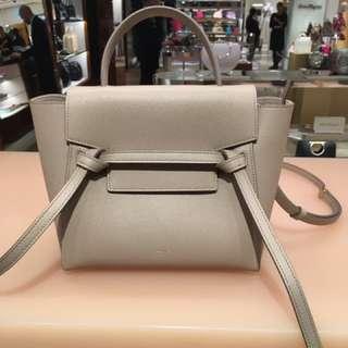 Celine nano belt Handbags 現貨
