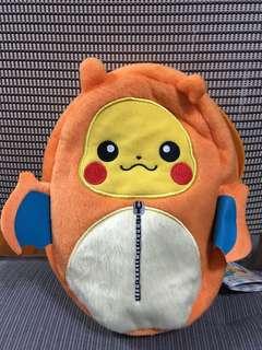 寵物小精靈 袋 (可做筆袋 放得入2ds)