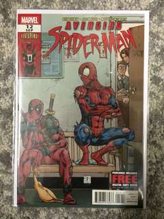 Avenging Spiderman #12