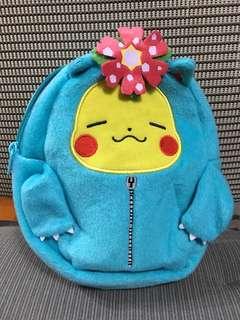 寵物小精靈 袋 (可做筆袋 放得入2ds) pokemon 袋仔