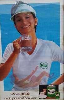 Vintage Milo Poster