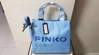 Pinko Bag Baby Blue
