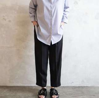 Trick & Tricky Trouser Pants - Black