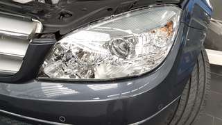 W204 c200 Headlight headlamps