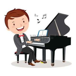 PLAY THE PIANO lessons