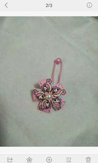 Donutella hair band instock