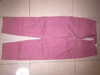 Retro Pink Jeans