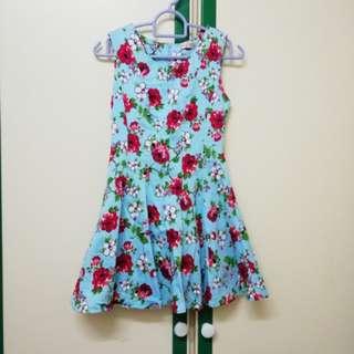 Floral Dress #SSV8