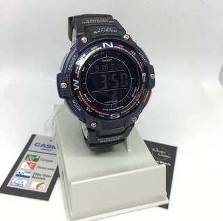 ⛰⛰春夏約埋朋友行山就最好!行山必備手錶 #*驚喜價$760 🎉 。 店 主 推 介 。 🎉 🔻全新行貨Casio SGW-電子錶