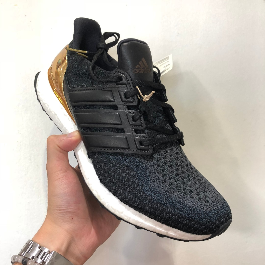 9fbaf487924 Adidas Ultra Boost LTD Olympic Gold