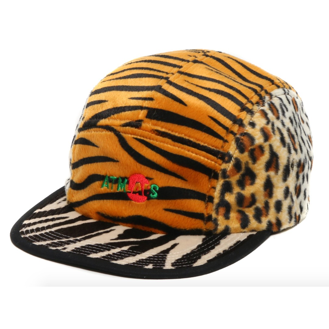 8cb589d2453 ATMOS LAB CRAZY ANIMAL CAMP CAP ANIMAL