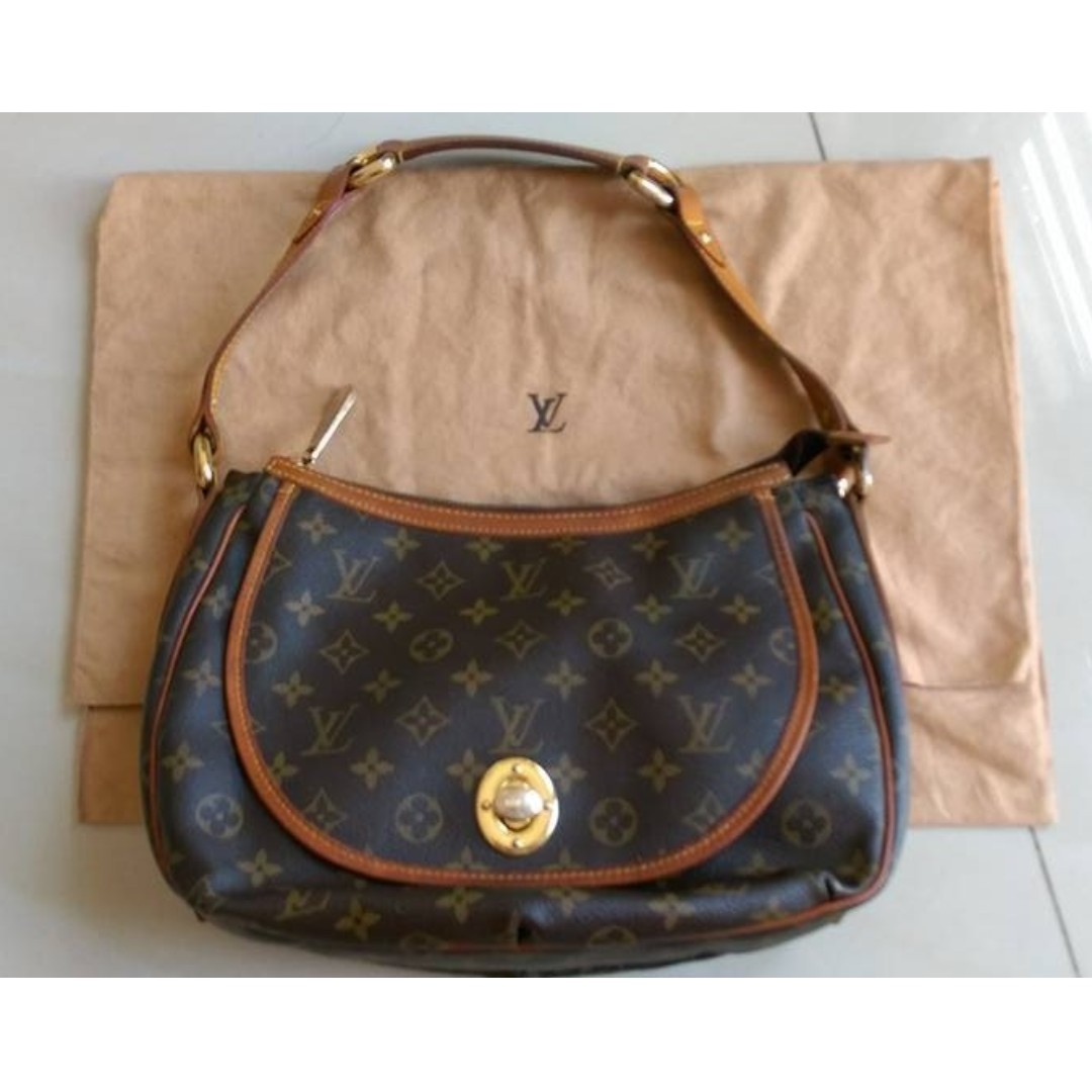 AUTHENTIC LV Louis Vuitton PM Tulum Monogram Shoulder, Luxury, Bags    Wallets on Carousell 74f7aa654c