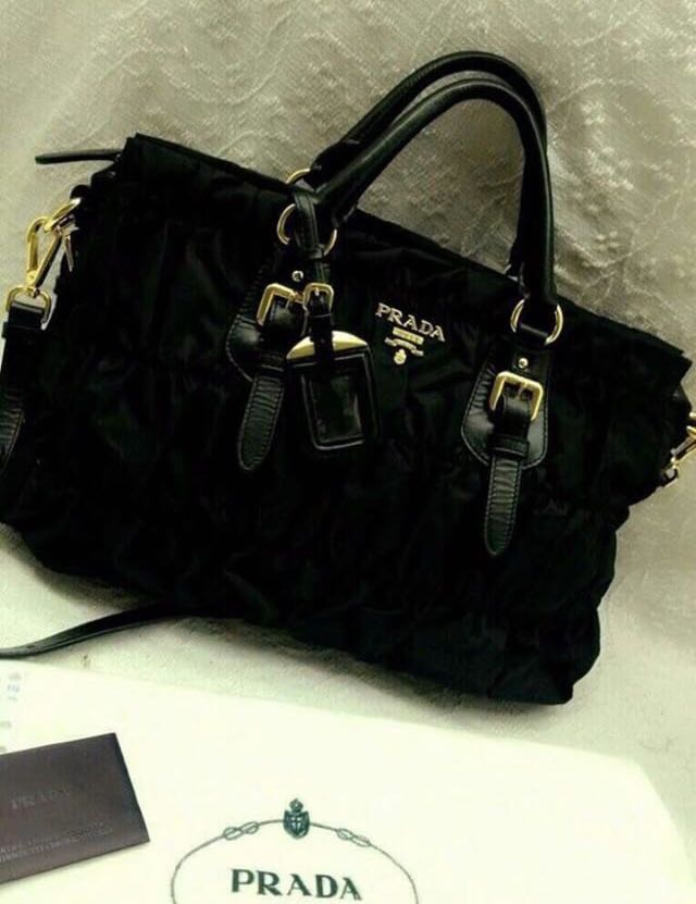 3aaa44ed031e get fake prada gaufre bag 1 660bb 408fc  low cost authentic prada tessuto  gaufre luxury bags wallets on carousell 1ca69 9dd11