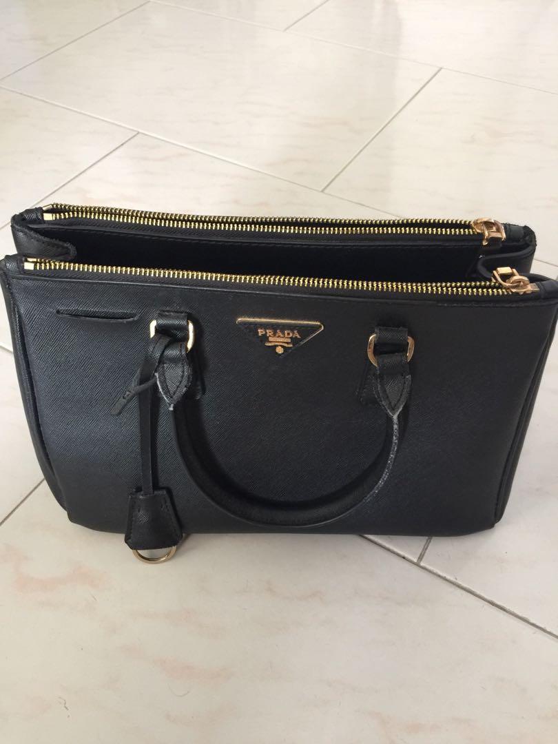 b434694997 Authentic Prada woman bag