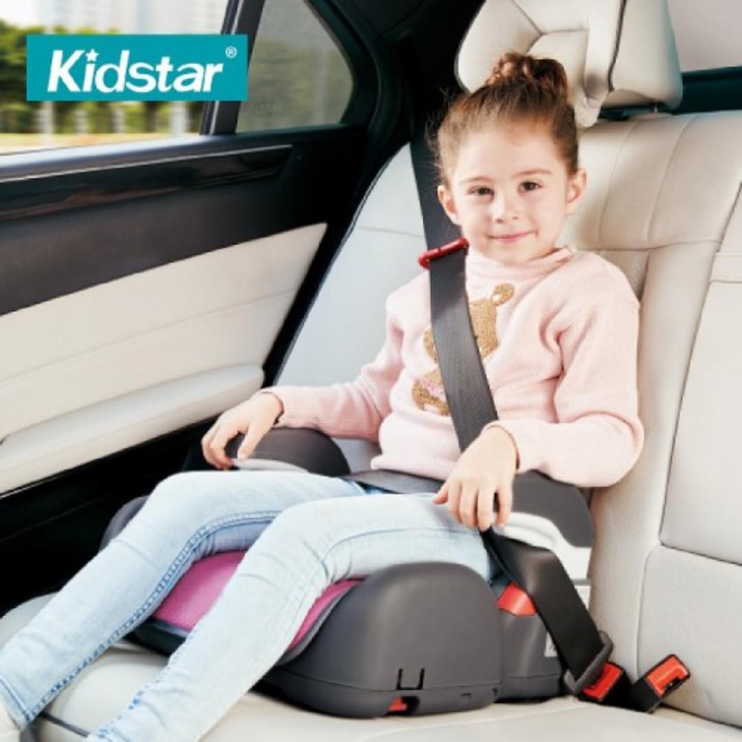Blove Kidstar 嬰兒 幼兒餐桌 兒童飯椅 BB座椅坐椅 高腳椅加高餐椅 Car Seat 嬰兒安全椅 BB汽車安全座椅 二合一汽車安全座墊及餐桌加高墊 #KID01