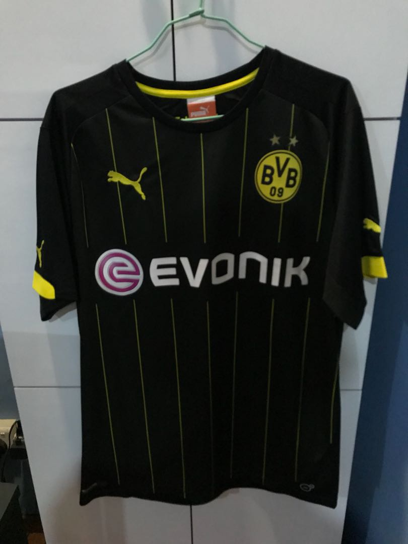 best sneakers 57741 4ba2f Borussia Dortmund Marco Reus Jersey