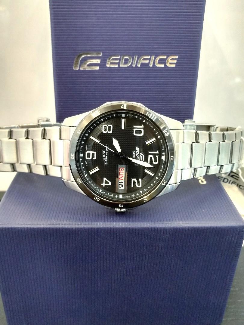 Brand New 100 Authentic Casio Edifice Mens Casual Watch Full
