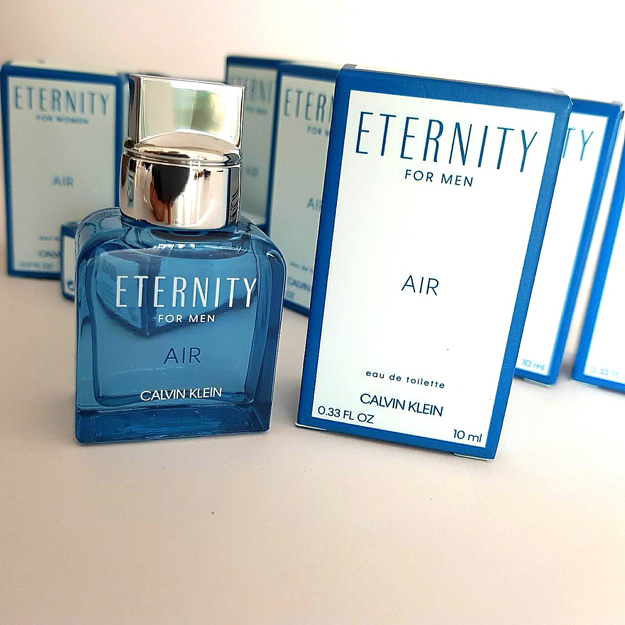 8efbee6ad7b Calvin Klein Eternity Air EDT for Men 10ml mini, Health & Beauty, Perfumes,  Nail Care, & Others on Carousell