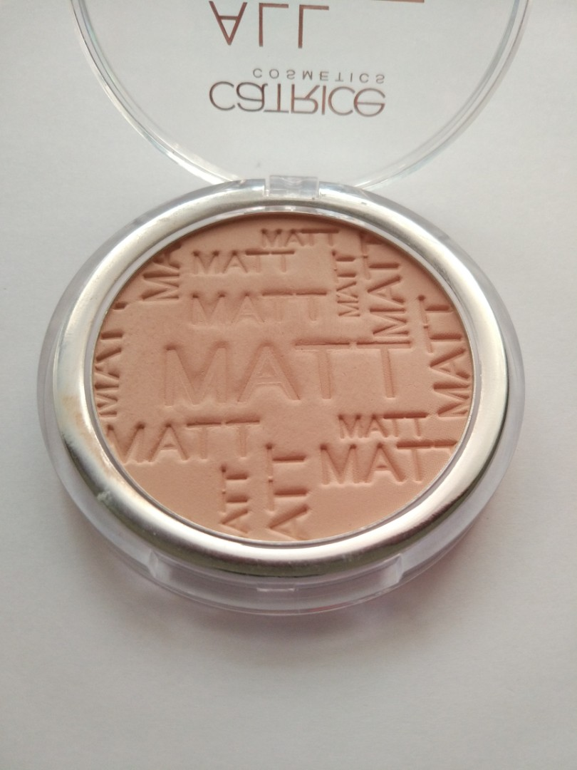 Catrice All Matte Plus Shine Control Powder, Health & Beauty, Makeup on Carousell