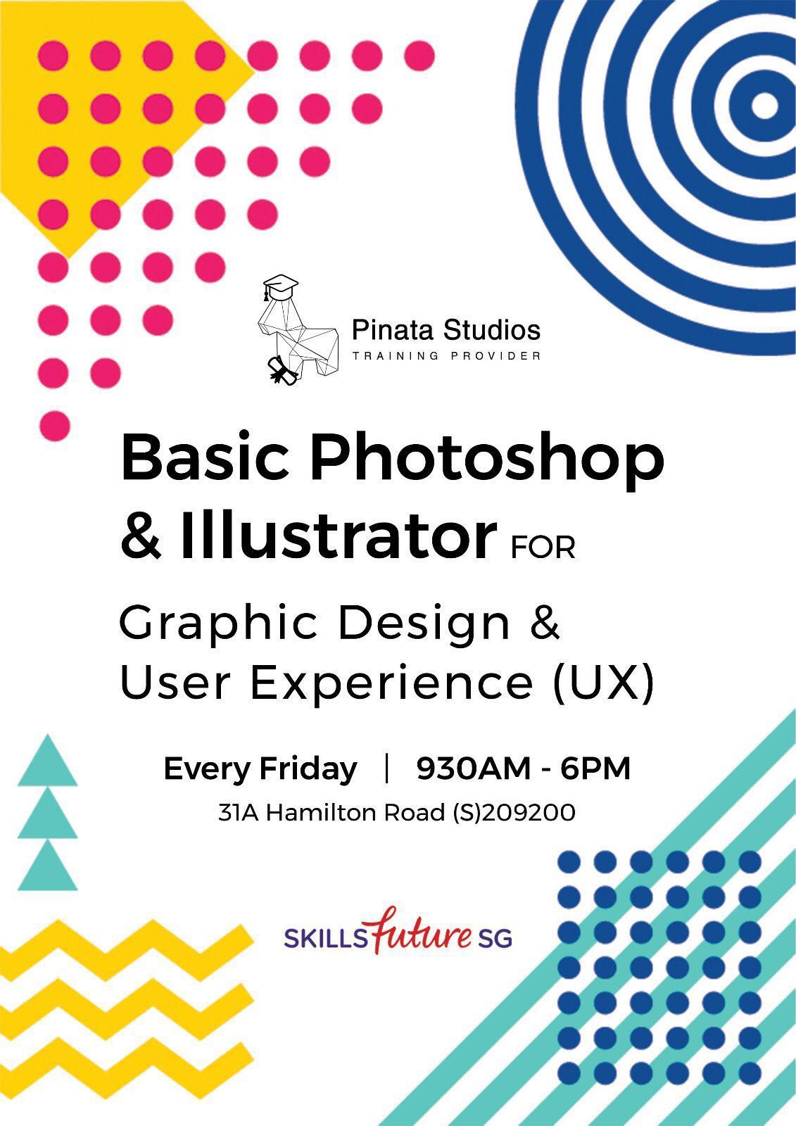 Certificate Course For Photoshop Graphic Design Uiux Learning