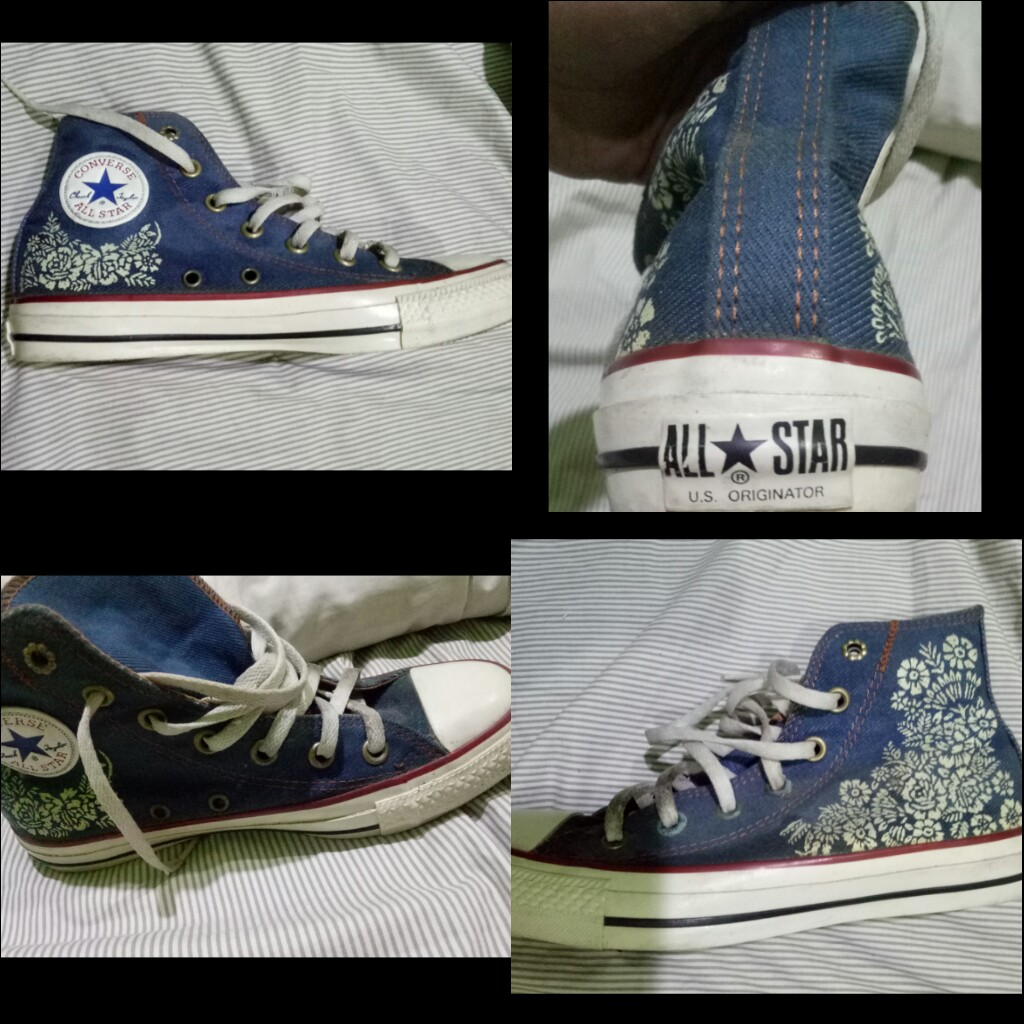 7d058d3ffc3 Converse for sale! Size 7