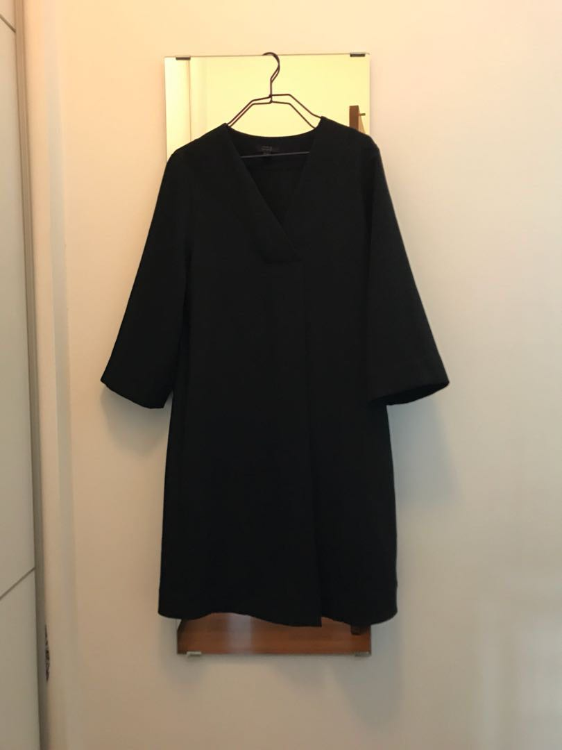 126288ed6a41e Cos black dress, Women's Fashion, Clothes, Dresses & Skirts on Carousell