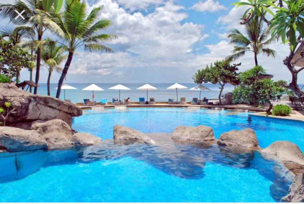 Hilton Bali Hotel  over 50% off