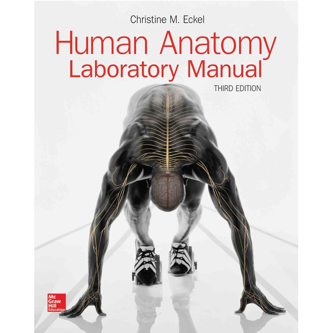 Human Anatomy Lab Manual 3rd Edition, Books & Stationery, Textbooks ...