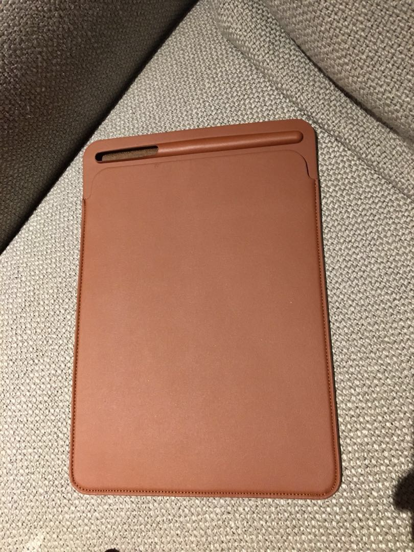 iPad Pro 9.7-10.5 inch Leather Pouch