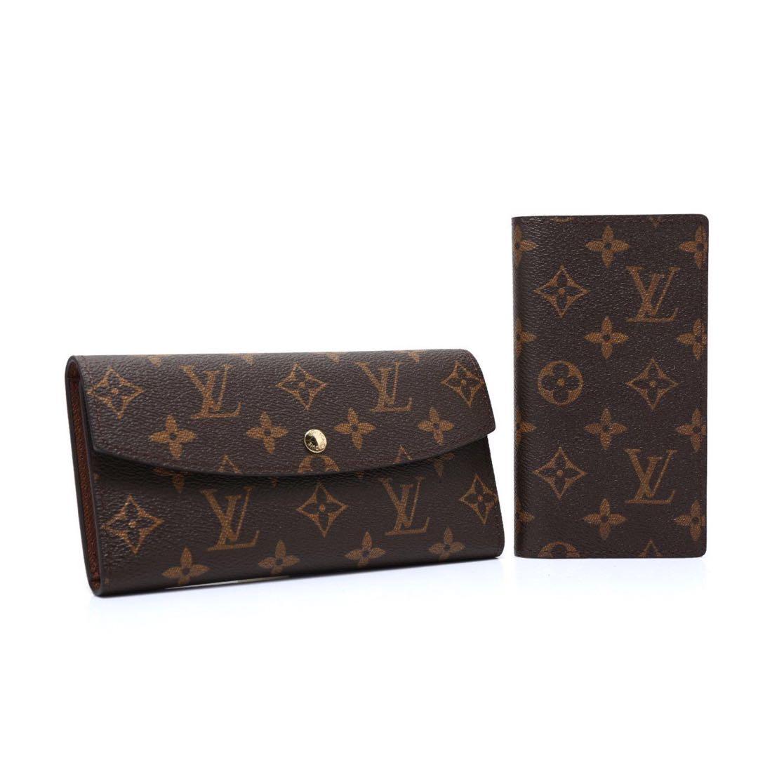 52cd5f07de53 Louis Vuitton LV Emilie Wallet Button (FREE POSTAGE)