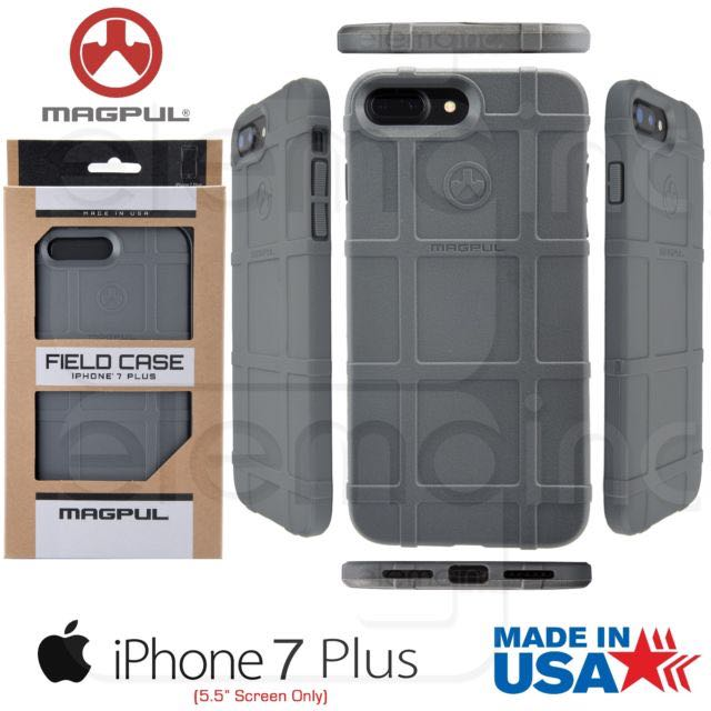 competitive price 8794f d7e92 Magpul Field Case for iPhone 7 plus/8 plus (GREY)