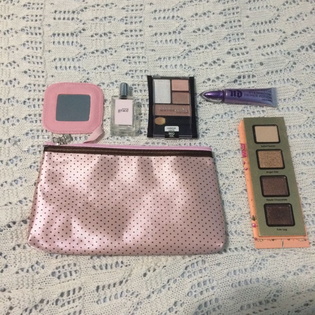 Make up bundle- too faced, urban decay etc
