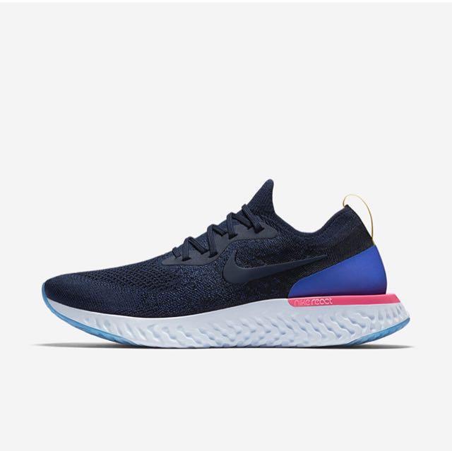 ba89529888a3 Men s Nike Epic React Flyknit