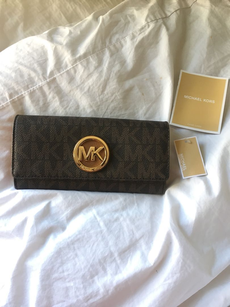 Michael Kors - FULTON wallet