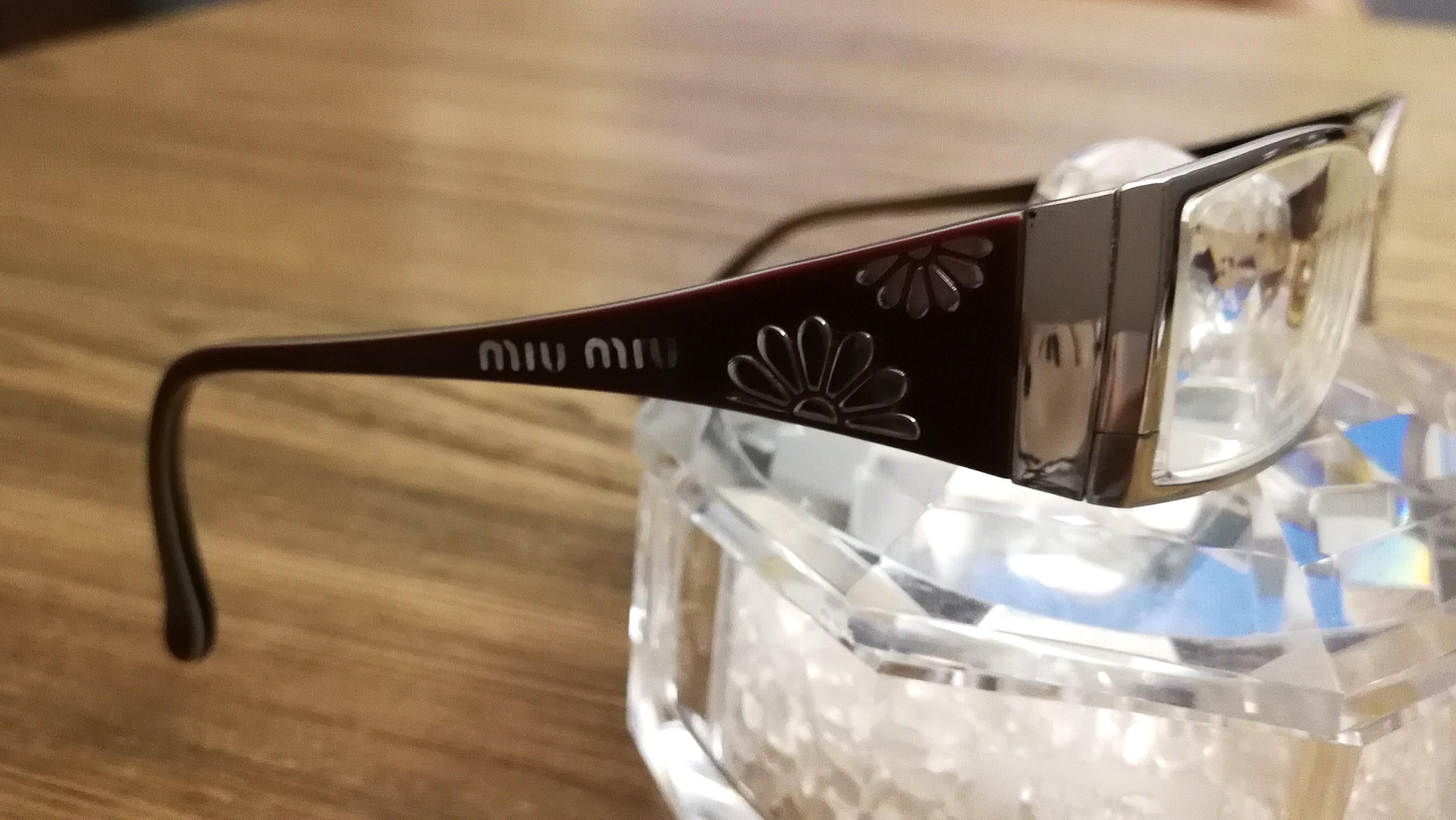 Miu Miu 眼鏡