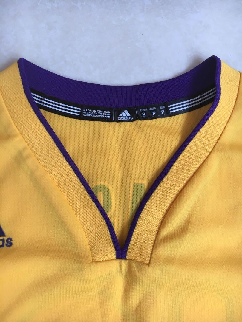 dec67581d NBA Jersey Steve Nash Lakers Authentic