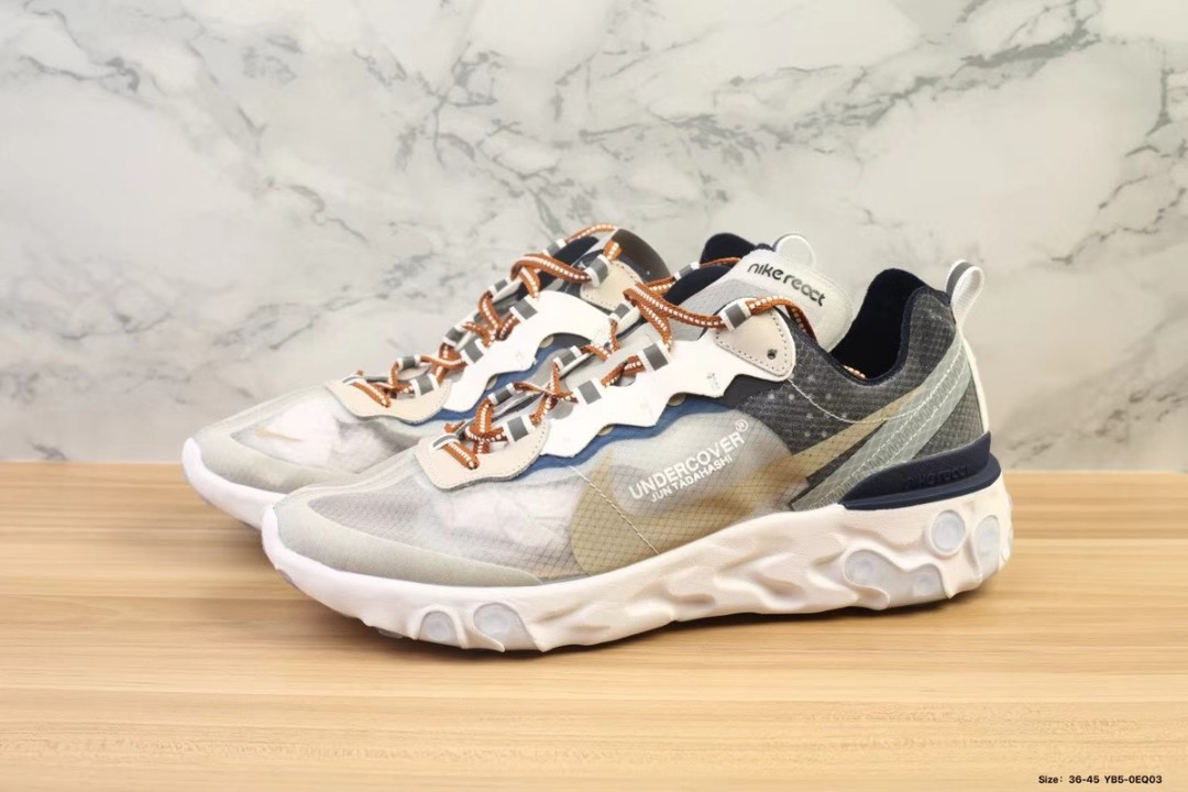 2fa24e892c48 NEW✨UNDERCOVER x Nike React Element 87